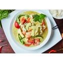 Curry zielone z kurczakiem