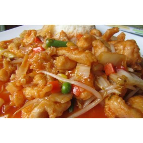 Kurczak Sapaya I