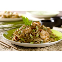 Pad Thai shrimps